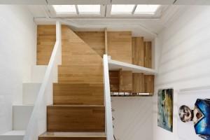 Olivier Olindo Architecte - Appartement D - Vue du dessous