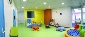 micro creche amenagement renovation construction architecte olivier olindo ooa couleur norme 1001 bulles chelles paris livry gargan bébé enfants