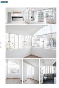 revue architecture bati-architecture olivier olindo architecte architecture île-de-france ile de france ooa crèche loft montrouge paris usine reportage publication